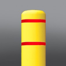 "10-3/4""x60"" Yellow/Red Tape Dinged"