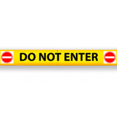 Do Not Enter Symbols Graphics Kit
