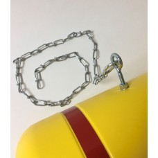 Bright Galvanized Double Loop Chain