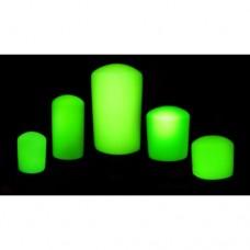 "SPOTtop 4.5"" X 8"" Yellow/Green"