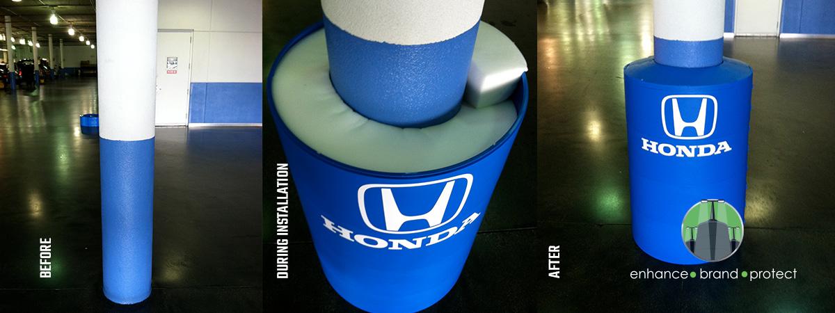 Honda Installation